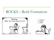 Ch 10-Rock Cycle