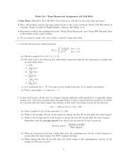 Calc 115 Team Homework Assignments img-1