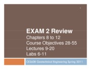 EXAM _ 2 Review Slides[1]