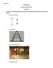 AP_Psychology_-_Sensation_and_Perception_Figure_Web_Quest