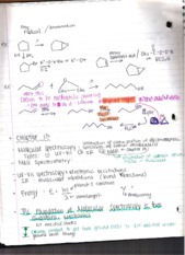 Organic Chemistry Lecture Notes (6)