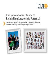 The Revolutionary Guide to Rethinking Leadership Potential WP DDI.pdf