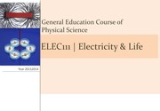 9.Electricity  Life 9