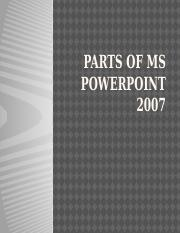 Parts of MS Powerpoint.pptx