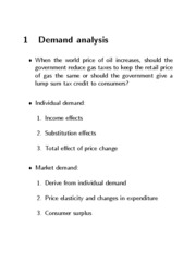 Lec 4 Demand Analysis