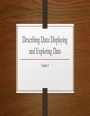 4describing_data_displaying_and_exploring_data