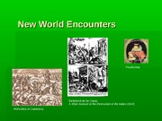 05 New World Encounters
