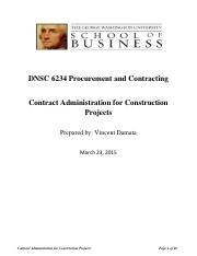 Research Paper_Project Contract Administration.pdf