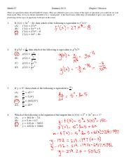 Chapter 3 Review Solutions-2