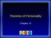 PSYC 101 Chapter 13 PowerPoints