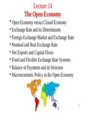 Lecture 14. Open Economy - all.pptx