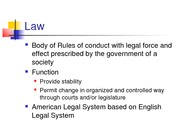Legal Foundations (Chapter 1) (1)