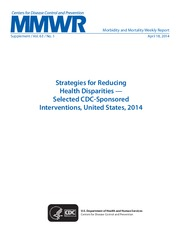 Strategies for Reducing Health Disparities