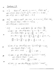 Calculus 16 A homework