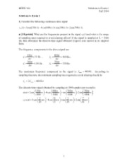 solution_exam1 fall 2004