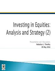 2014_L5 Stock market strategies - 2.ppt