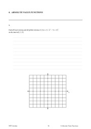 06 Absolute Value Functions