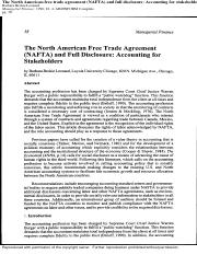 The North American free trade agreement.pdf