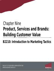 Chapter+9+-+Products,+Services+and+Brands.pptx
