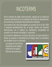 INCOTERMS EXPOO