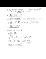 Exam 13 solutions