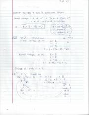 O Chem Formal Charges Notes