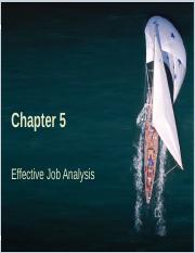 Chapter-05 Effective Job Analysis.pptx