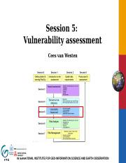 Lecture 06 Vulnerability assessment