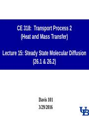 0329 Lecture-15 1-D Steady State Molecul Diff.ppt