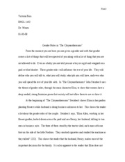 chrysanthemums criticism essay John steinbeck and the critics john simmonds stein steinbeck bibliography steinbeck criticism steinbeck essay series steinbeck monograph series steinbeck.