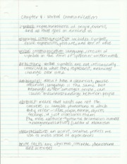 cmcn 203 verbal communication notes