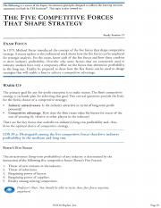 S11, The Five Competitive Forces that shape strategy (1).pdf