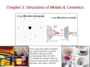ch03-Structure of metals and ceramics