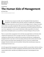 The Human Side of Management.pdf