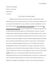 Ghost Ship Essay.docx