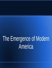 The Emergence of Modern America--3.ppt
