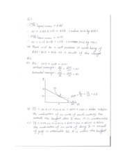 ECON 290 Fall 2011 Tutorial 9 Solutions