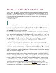 Chapter 5_Inflation_Its Causes, Effects, and Social Costs.docx