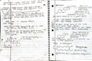 ALL CLASS NOTES/Study guides CHEM 2613 Summer 2613