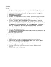 Answers to Chapter Exercises - Chapter 04