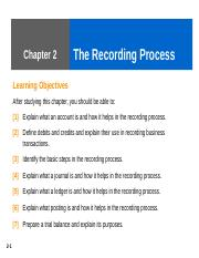Ch 2 Recording Process.ppt