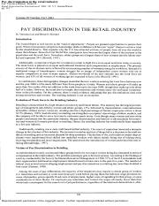 Pay descrimination in retail industry.pdf