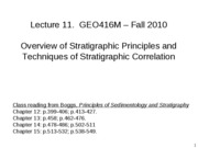 Lecture-11_stratigraphy