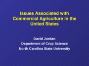 2008 MDS 323 Spring US Farming considerations