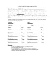 Finance 4310 Project evaluation form Spring 12