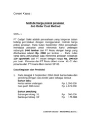 BAB 2 - JOB ORDER COST (CASE)