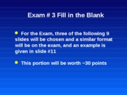 KEY SLIDES for EXAM _3-ZIATS