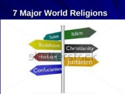 World Religions PowerPoint.ppt