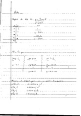 Math 082 Notes & Exam One review