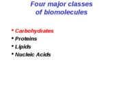 Lecture_1A_Carbohydrates_S2008